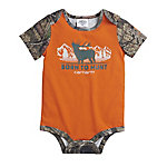 Carhartt Girls' Born To Hunt Bodyshirt