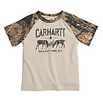 Carhartt Boys' Toddler Outlast Them All Tee