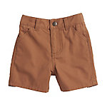 Carhartt Boys' Toddler Canvas Rigby Short