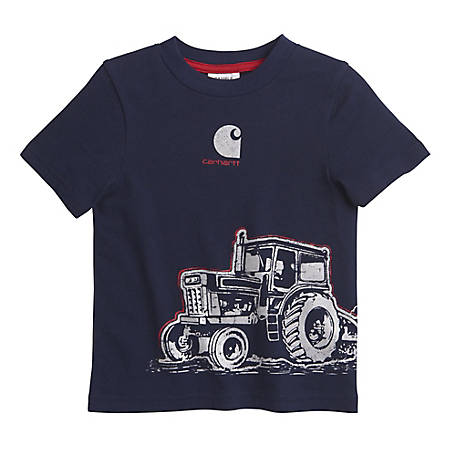 2410584fe Carhartt Boys' Toddler Tractor Wrap Tee at Tractor Supply Co.
