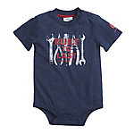 Carhartt Boys' Infant Boys Built To Last Bodyshirt
