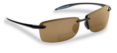 2f5cbaf49e Flying Fisherman Cali Sunglasses Black Amber Bifocal 250 at Tractor Supply  Co.