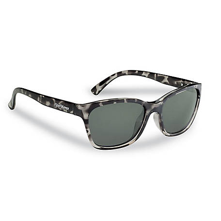 c8eda6afe31 Flying Fisherman Ripple Sunglasses Black Fade Smoke at Tractor ...
