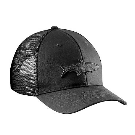 Flying Fisherman Tarpon Shadow Trucker Hat