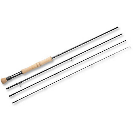 Flying Fisherman Passport Travel Fly Rod 9 ft. 4-Piece 6 Weight
