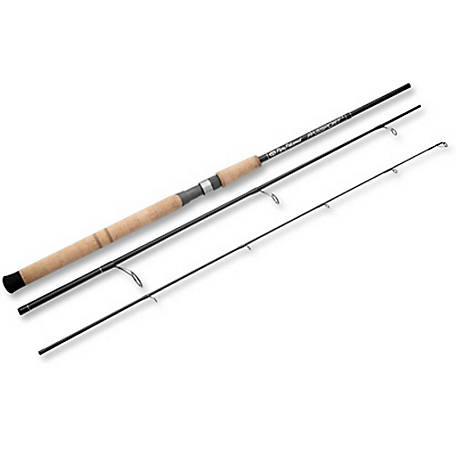 Flying Fisherman Passport Travel Spin Rod 7 ft. 3-Piece 12-25 lb.