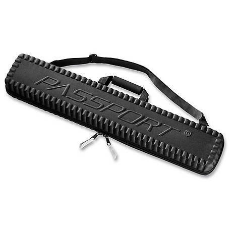 Flying Fisherman Passport Travel Fishing Rod Case