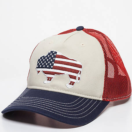 005b5c32de3 Outdoor Cap Men's Buffalo Meshback at Tractor Supply Co.