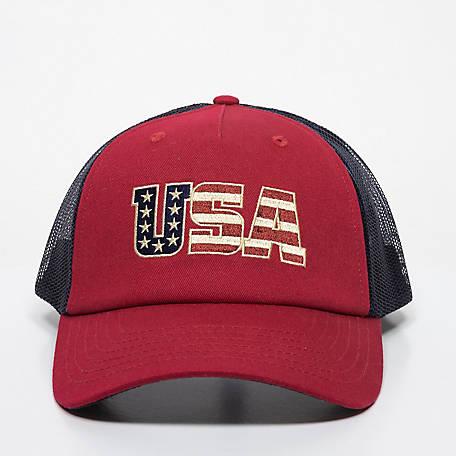 Outdoor Cap Men's USA Meshback