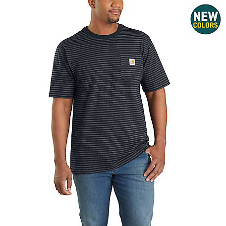 Carhartt Men's K87 Workwear Pocket Short Sleeve T-Shirt, K87-007