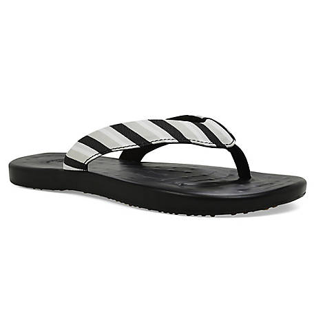 4cc0ae623fa32 SoftScience The Waterfall Stripe Women s Flip Flop at Tractor Supply ...