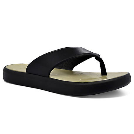 SoftScience The Skiff Men's Cushioned Flip Flop