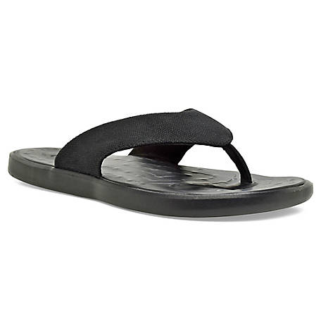 a59e91895ebe19 SoftScience The Skiff 2.0 Canvas Unisex Flip Flop at Tractor Supply Co.