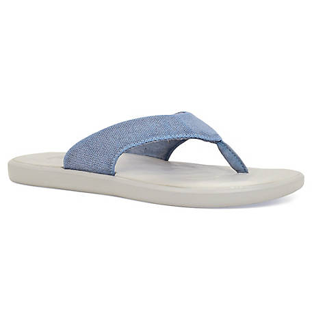 SoftScience The Skiff 2.0 Canvas Unisex Flip Flop