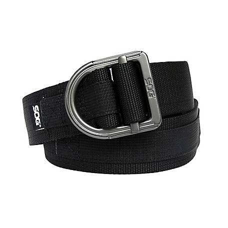 SOG Tactical Nylon Webbing Belt