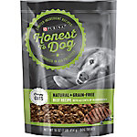 Purina Honest To Dog Made in USA Facilities, Limited Ingredient, Grain-Free Dog Treats, Crispy Cuts Beef Recipe, 16 oz. Pouch