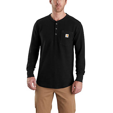 Carhartt Men's Long Sleeve Tilden Henley