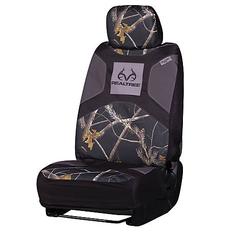 Realtree Antler Seat Cover, RSC7014