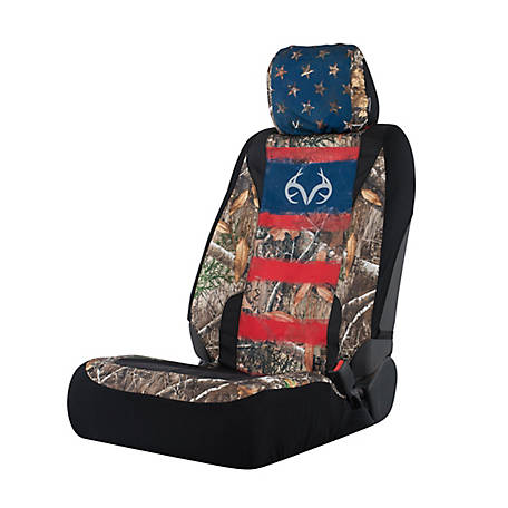Strange Realtree Americana Seat Cover C000126590199 At Tractor Supply Co Alphanode Cool Chair Designs And Ideas Alphanodeonline