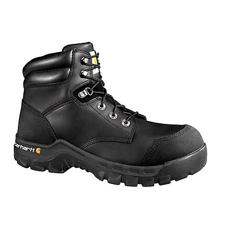 "Carhartt Men/'s CMF 6371 Rugged Flex 6/"" Composite Toe Work Boot"