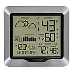 La Crosse Technology Weather Station With Forecast Atomic Time, 308-1417