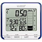 La Crosse Technology Wireless Rain Station With Indoor/Outdoor Temperature, 724-1710