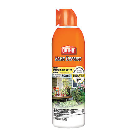 Ortho Home Defense Backyard Mosquito and Bug Killer Area Fogger 16 oz., 0438006
