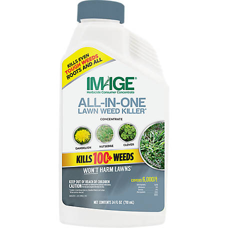 Image All In One Weed Killer Concen 24 oz., 100523495