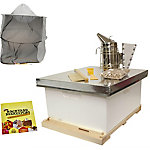 Harvest Lane Honey Complete Backyard Beekeeping Kit