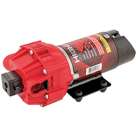 Fimco High Performance 4 5 Gpm 12v Pump 5151088 At Tractor Supply Co