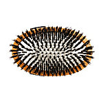 Bass Boar Bristle Palm Style Dark, A2 - DB