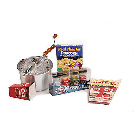 Wabash Valley Farms Whirley Pop Topping Bar Party Pack, 37029