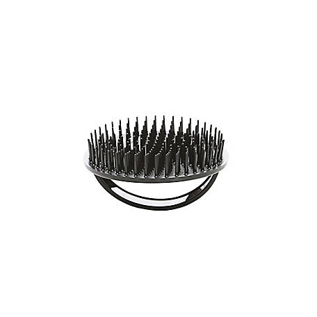 Bass Shampoo Brush Nylon Pin Palm Style, A26