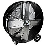 MaxxAir Pro Series 30 in. Direct Drive Drum Fan, BF30DD TSC
