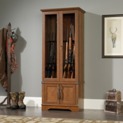 Shop Sauder Carson Forge Gun Cabinet at Tractor Supply Co.