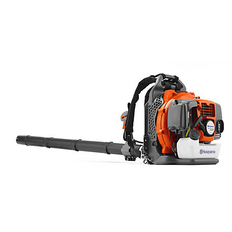 Husqvarna 150BT, 50.2cc 2-Cycle 434 CFM 251 MPH Professional 2-Cycle Gas Backpack Leaf Blower, 965877601