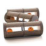 K&H Pet Products Creative Kitty Roller Toy 10 in. x 4 in., 3-Pack, 100213879