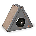 K&H Pet Products Creative Kitty A-Frame PlayHouse 23 in. x 12 in. x 18 in., 100213602