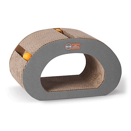 K&H Pet Products Creative Kitty Tunnel 15.75 in. x 9.5 in. x 9.25 in., 100213603
