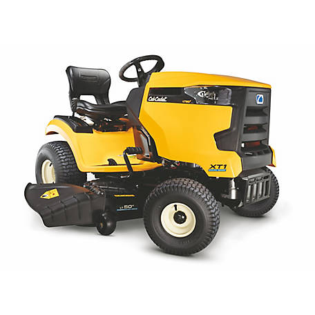 Cub Cadet XT1 Enduro Series LT50 Fab Deck 24HP Kohler Riding Mower, 13AQA1CZ056