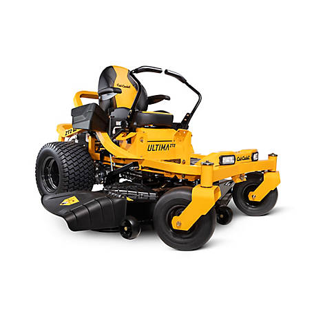 Cub Cadet Ultima Series Zt2 60 In Fab Deck 24hp Kawasaki V Twin Zero Turn Mower 17aieac5010 At Tractor Supply Co