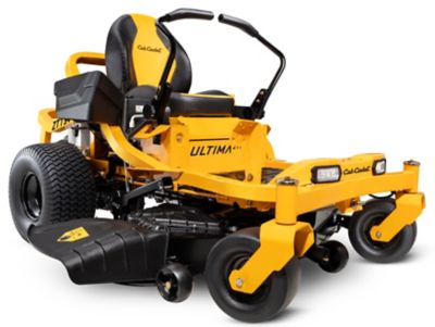 Cub Cadet Ultima Series ZT1 54 in. Fab Deck 24HP Kohler V-Twin Zero Turn Mower, 17AREACA010