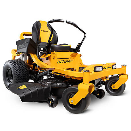 Cub Cadet Ultima Series ZT1 54 in. Fab Deck 24HP Kohler V-Twin Zero Turn Mower California CARB Compliant, 17AREACA210