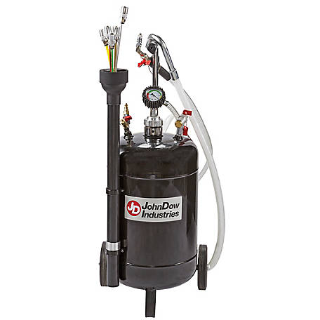 JohnDow Industries 6-Gallon Fluid Evacuator, JDI-6EV