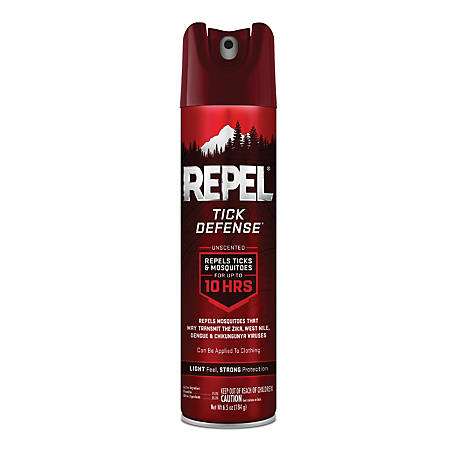 Repel Tick Defense Aerosol, 6.5 oz., HG-94138