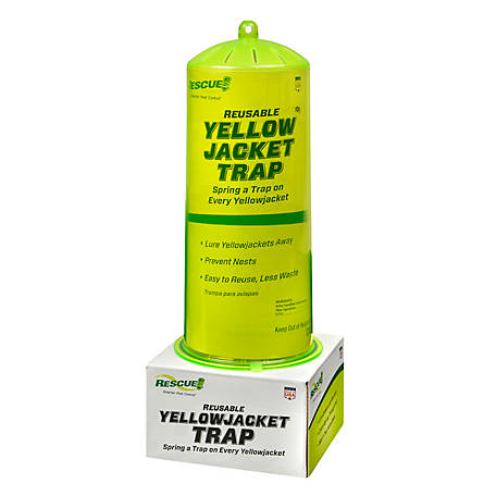 Rescue Reusable Yellowjacket Trap, YJTR-SF4