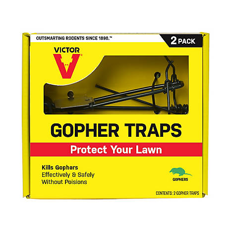 Victor Gopher Trap, M9013