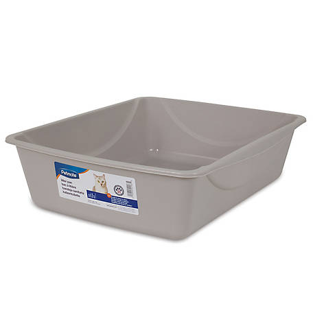 Petmate Basic Litter Pan Large, 22183