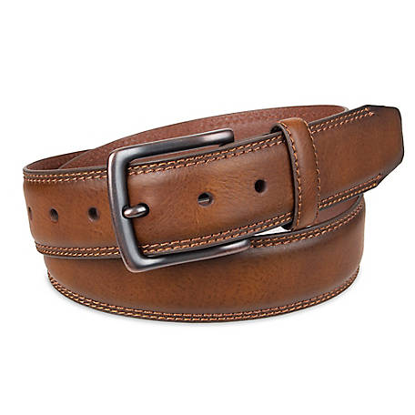 Dickies Casual Men's Belt with Embossed Logo
