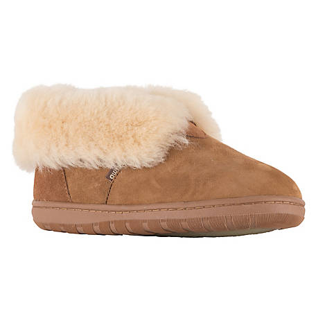 LAMO Ladies Sheepskin Bootie, CW1732